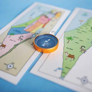 מפת ישראל_2